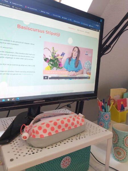 Kijkje achter de schermen online cursus
