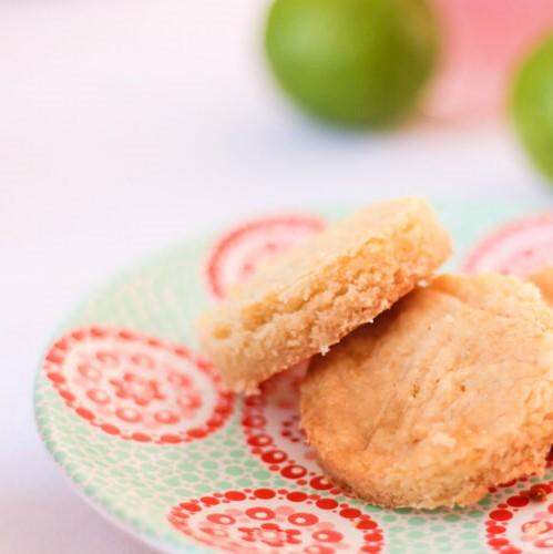 Kokoslimoen – koekjes